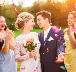 Casar, diante da crise financeira, é possível sim