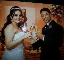 Casamento de Renata Diniz e André