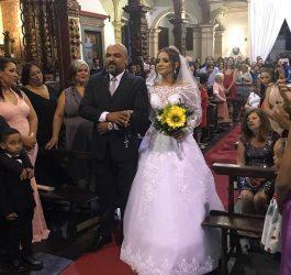 Casamento Regielle e Gustavo