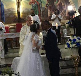 Casamento Hortência e Júnior